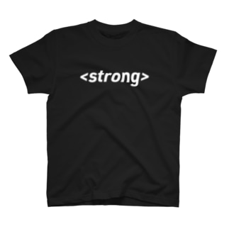 <strong> T-shirts