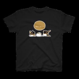 yukaのとーとつにエジプト神 めるてぃーあつーい T-shirts