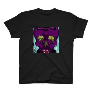 skullie Tシャツ