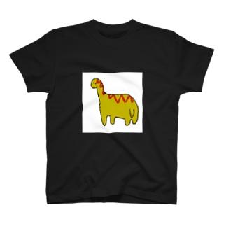 おむざうるす透過なし T-shirts