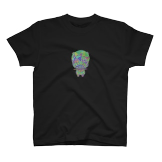anonchan color T-shirt (A) T-shirts