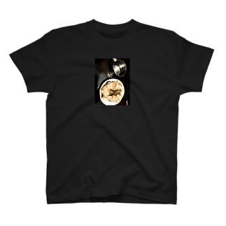 肉とカップ T-shirts