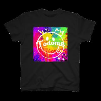 TODOMEのTODOME カラフル T-shirts