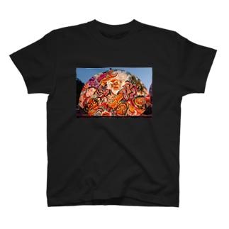 黒石ねぷた ⑻ T-shirts