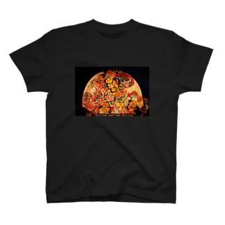 黒石ねぷた (12) T-shirts