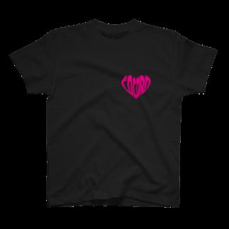 バンブータケのcocoro T-shirts