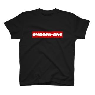 CHOSEN ONE T-shirts
