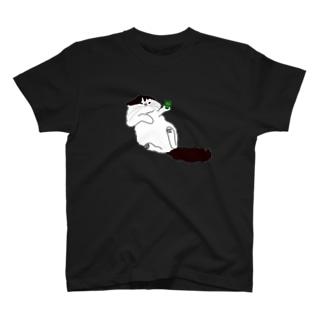 見せつける T-shirts