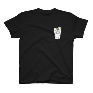【濃い色対応】LEMON SOUR FAN CLUB T-shirts