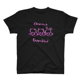 オカリナアンサンブルP×W T-shirts