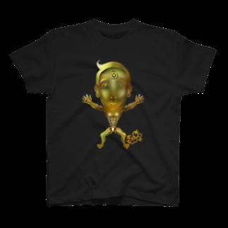 SANのゴールデンゆきおちゃん❤ T-shirts