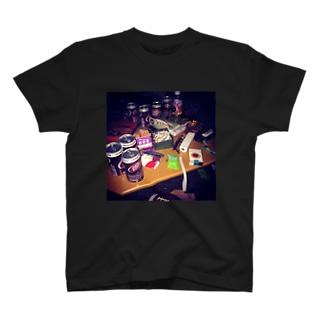 2018/03/01 T-shirts