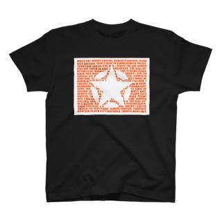 CLASH FLAG T-shirts