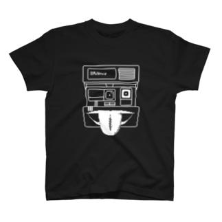 ポラロイドカメラ T-shirts