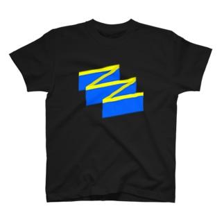 ハナヒゲウツボ T-shirts