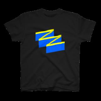 うみのいきもののハナヒゲウツボ T-shirts