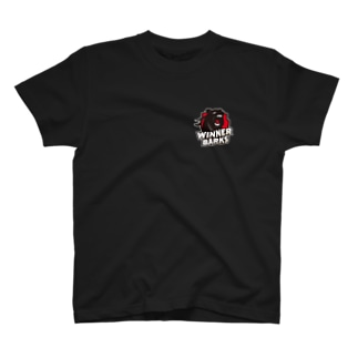WinnerBarksチームロゴ T-Shirt