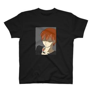 煙草  T-shirts