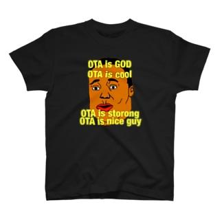 OTA is GOD T-shirts