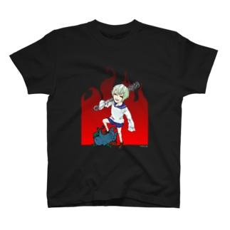 小鬼on邪鬼 T-shirts