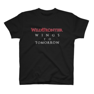 WILD FRONTIER-WINGS T-shirts