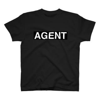 エージェントのエージェント制服※特殊な訓練を受けています T-shirts