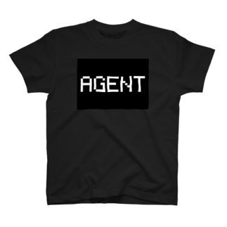 エージェント T-shirts