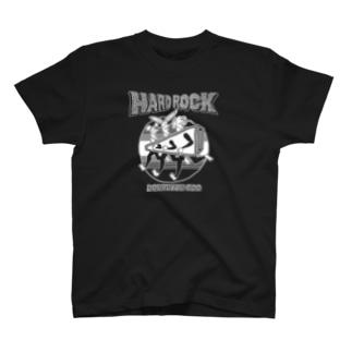 ハードロック T-shirts