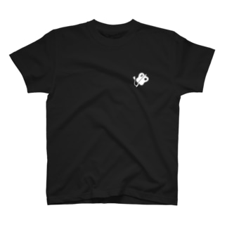 白軍配 T-shirts