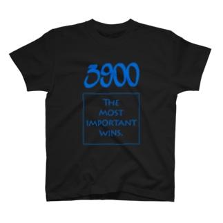 POINTS - 3900 Blue T-shirts