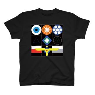 インターステラエニアグラムTEE T-shirts