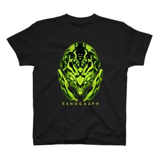 Dominator_Neon green T-shirts
