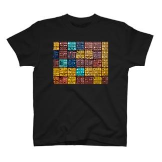 コンテナTEE_01 T-shirts