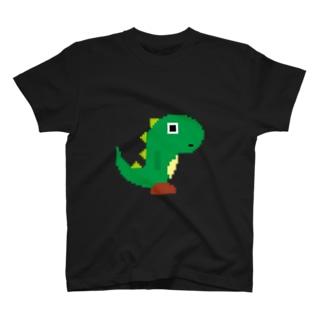 ドットザウくん T-shirts