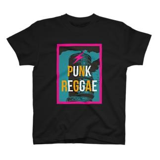 punk&reggae T-shirts
