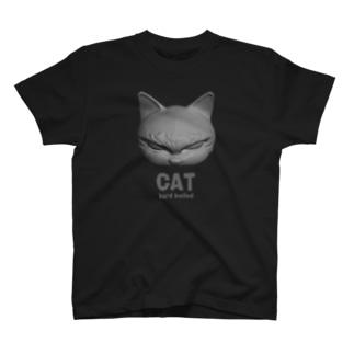 ハードボイルドねこ 1 T-shirts