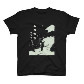 KILL BOY PANDA HEAD(Home) T-shirts