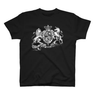 エンブレム崩國 T-shirts