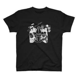 信号の夜 T-shirts