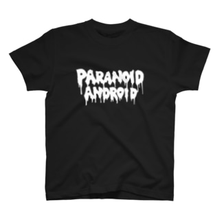 パラノイド 濃色 T-shirts