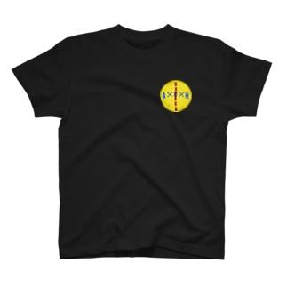 OSOASHムーンロゴ T-shirts