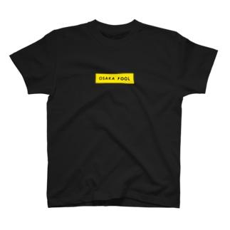 OSAKA FOOL T-shirts
