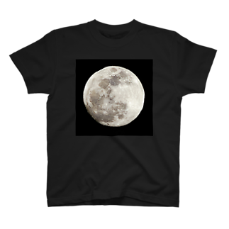 kosoの月が綺麗ですね T-shirts