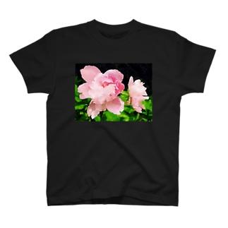 大輪の花 T-shirts