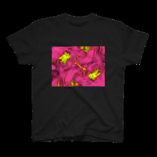 TATEYAMAのFeather T-shirts