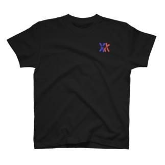 背景透過済み染色体 T-shirts