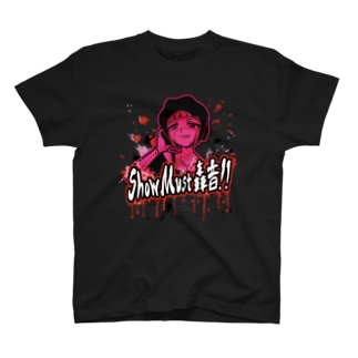 ShowMust轟音!! T-shirts