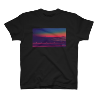 calm  sunset T-shirts