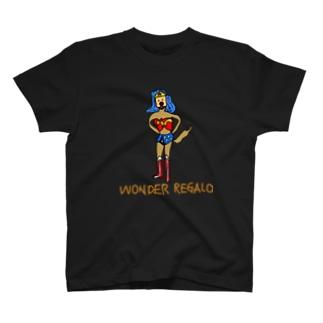 ワンダーレガロ T-shirts