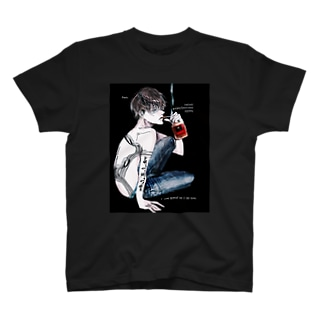 社会不適合者;♂ T-shirts